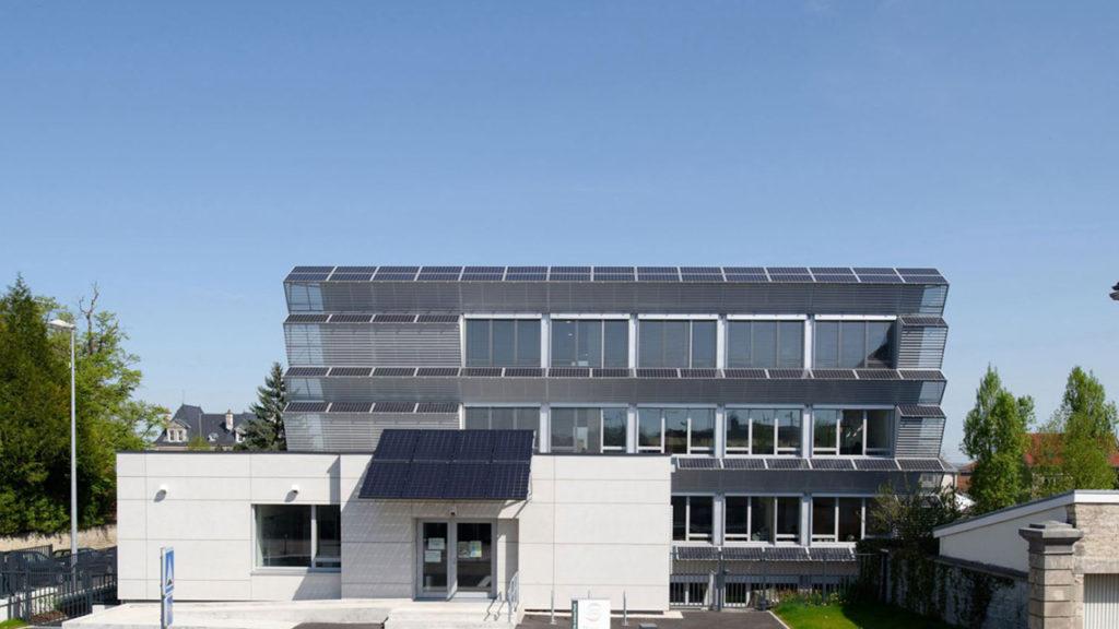 Prix Envirobat 2019 - Réhabilitation des bureaux du SDED 52 à Chaumont (52) après
